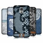 HEAD CASE DESIGNS JEANS AND LACES HARD BACK CASE FOR SAMSUNG GALAXY S5 / S5 NEO