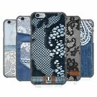 HEAD CASE DESIGNS JEANS AND LACES HARD BACK CASE FOR APPLE iPHONE 6 6S