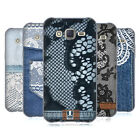 HEAD CASE DESIGNS JEANS AND LACES SOFT GEL CASE FOR SAMSUNG GALAXY J5