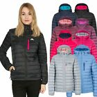 Trespass Arabel Padded Womens Down Jacket Warm Winter Coat with Hood