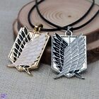 Anime Attack On Titan Metal Necklace Cosplay UK Stock