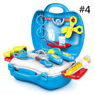 Kids Pretend Play Toys Set Cooking Make Up Variety Of Scenarios Portable Gift