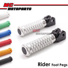 M-Grip CNC Front Foot Pegs For Honda VTR1000 Firestrom 97-06 07