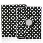 New PU Leather 360 Degree Rotation Protective Cover Case Shell For Ipad O4