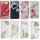 For Samsung Galaxy Bling Magnetic PU leather flip wallet cover case Lovely Cases