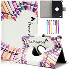 Leather Flip Magnetic Card Holder Stand Case Cover For Amazon Kindle Fire 7/HD 8