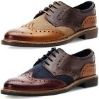 Goodwin Smith Worsthorne Derby Mens Brogue Shoes ALL SIZES AND COLOURS