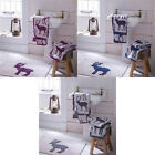 Catherine Lansfield Home Stag Jacquard 100% Cotton Bath Sheet