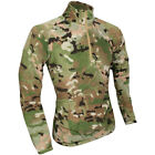 Viper Tactical Army Cadet Mens Elite Mid-Layer Fleece Camping Hiking V-Cam Camo