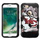 Kansas City Chiefs #Glove Rugged Impact Armor Case for iPhone 5s/SE/6/6s/7/Plus $19.95 USD on eBay