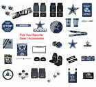 automotive emblems - New NFL Dallas Cowboys Pick Your Gear / Automotive Accessories Official Licensed