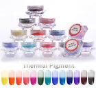 BORN PRETTY Nail Thermal Color Changing Powder Dust Manicure Gradient Pigment