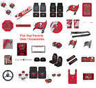 New NFL Tampa Bay Buccaneers Pick Your Gear / Accessories Official Licensed