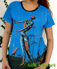 DALI Burning Giraffe Flame T SHIRT FINE ART PRINT PAINTING SURREALISM