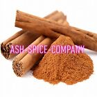 High Quality Pure Ceylon Cinnamon TRUE Powder Free P&P Buy With Confidence!!