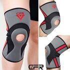 UK Neoprene Guard Sleeve Patella Knee Support Pad Brace Ankle Protector Pro HT