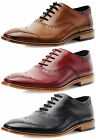 Goodwin Smith Wiswell Brogue Mens Oxford Lace Up Shoes ALL SIZES AND COLOURS