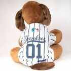 New York Yankees Dog Jersey MLB Baseball Officially Licensed Pet Product