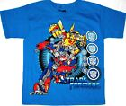 Transformers t-shirt 4 5 6 7 New Childs Opitmus Prime Bumblebee Dark of the Moon - Time Remaining: 3 days 17 hours 47 minutes 29 seconds
