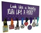 Running medals holder -   RUN LIKE A BEAST