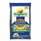 Wagner's Greatest Variety Bird Seed Blend Sunflower Tube Hopper Platform Feeder