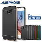 Shockproof Slim Armor Hybrid Bumper Case Cover for Samsung S8 S8+ Plus S7 Edge