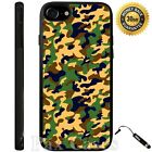 Custom Case for iPhone 6S 7 Plus+Samsung Galaxy S6 S7+STYLUS-Camouflage