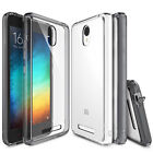 For Xiaomi Note 2 Clear Case [Ringke Fusion] Crystal Clear PC Back TPU Bumper