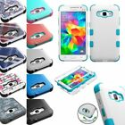 For Samsung GALAXY Grand Prime G530 Tuf Hybrid Rubber Protective Hard Case Cover