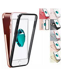 New Ultra Slim Shockproof 360 Hard Protective Full Case Cover for Mobile Phone New