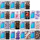 Shockproof Armor Impact TUFF Hybrid Phone Case Cover For Samsung Galaxy J7 2015