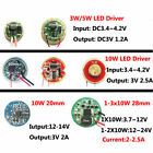 LED Driver Cree XPE XRE XPG2 Q5 XML L2 T6 Flashlight Switch Car Light 16 / 20mm