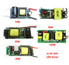 10w 20w 30w 50w 100w Input AC 110-220V Output DC 27-38V Power Supply LED Driver