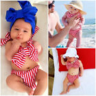 Toddler Kids Toddler Baby Girls Bikini Swimwear Swimsuit Bathing Suit Beachwear