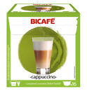 BiCafe® Cappuccino Dolce Gusto® Compatible Coffee Capsules Pods