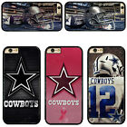 NFL Dallas Cowboys Helmet Plastic Hard Phone Case Cover Fits For iPhone Samsung