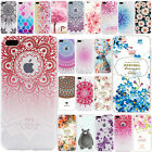 Painted TPU Ultra Slim Silicone Protective Skin Case Cover For iPhone 6s/7 Plus