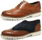New London Brogues Jamie Mens Oxford / Brogue Shoes ALL SIZES AND COLOURS