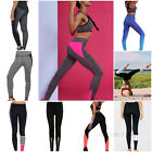 Womens Gym Running Pants Yoga Sports Tarining Leggings Jogging Fitness Trousers