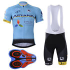 2017 New Team Men's Bicycle Clothing Cycling Jerseys Biking Short Sleeve Shirt