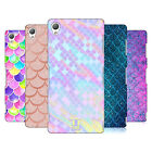 HEAD CASE DESIGNS MERMAID SCALES HARD BACK CASE FOR SONY PHONES 1