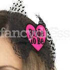 Bride to Be Hair Bows Hen Night Party BULK Gift Wholesale Fancy Dress JOB LOT