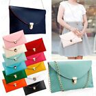 Fashion Women Handbag PU Shoulder Messenger Bag Women Satchel Tote Purse Bags image
