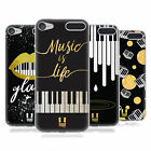 HEAD CASE DESIGNS PIANO MUSIC ART SOFT GEL CASE FOR APPLE iPOD TOUCH MP3