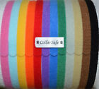 """CollarSafe (12) """"Comfort Ends"""" 3/8"""" VELCRO® Brand USA Puppy ID Bands Collars"""