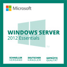 Microsoft Windows Server 2012 Essentials | Vollversion | Blitzversand