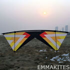 Ultralight PC31 Quad Line Stunt Kite for Outdoor Sports Fun Ventless to Vented
