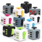 Magic Dice Fidget Cube 11 Colors Stress Relief  Anti-anxiety Adults Children Toy
