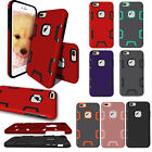 Heavy Duty Armor Hybrid Shockproof Hard Case Cover For iPhone 7 6s 7 Plus 6 Plus