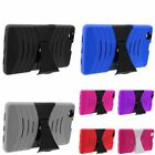 For LG G Pad 8.0/G Pad X 8.0 Wave Symbiosis Armor Hybrid Stand Protective Case